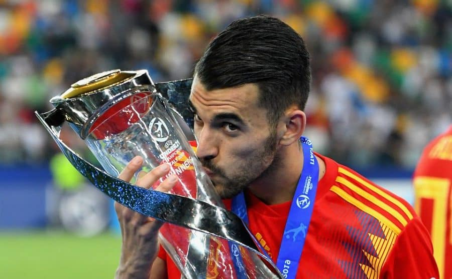 Arsenal loan deal for Dani Ceballos still on