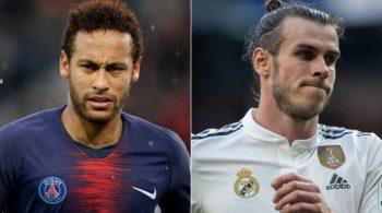 Sensational Neymar-Bale swap deal on at Bernabeu