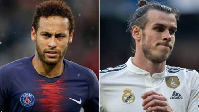 Sensational Neymar-Bale swap deal on at Bernabeu