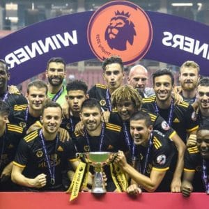Wolves a Team to watch and bet at 16/1 in the EPL Top 4