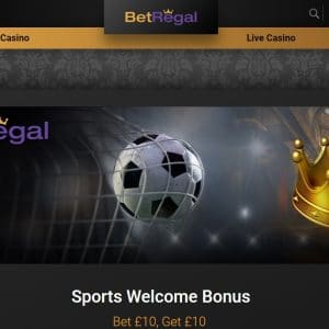 Betregal Free Bet Offer