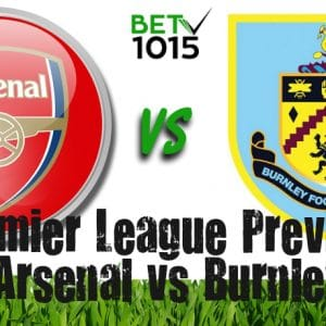 Arsenal vs Burnley Prediction