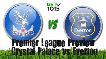 Crystal Palace vs Everton Prediction