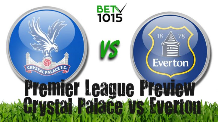 Crystal Palace vs Everton Prediction