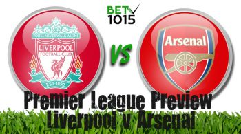 Liverpool v Arsenal Prediction