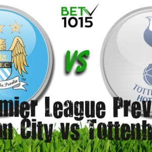 Man City vs Tottenham Prediction