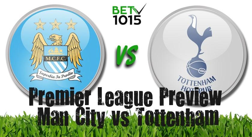 Man City vs Tottenham Prediction