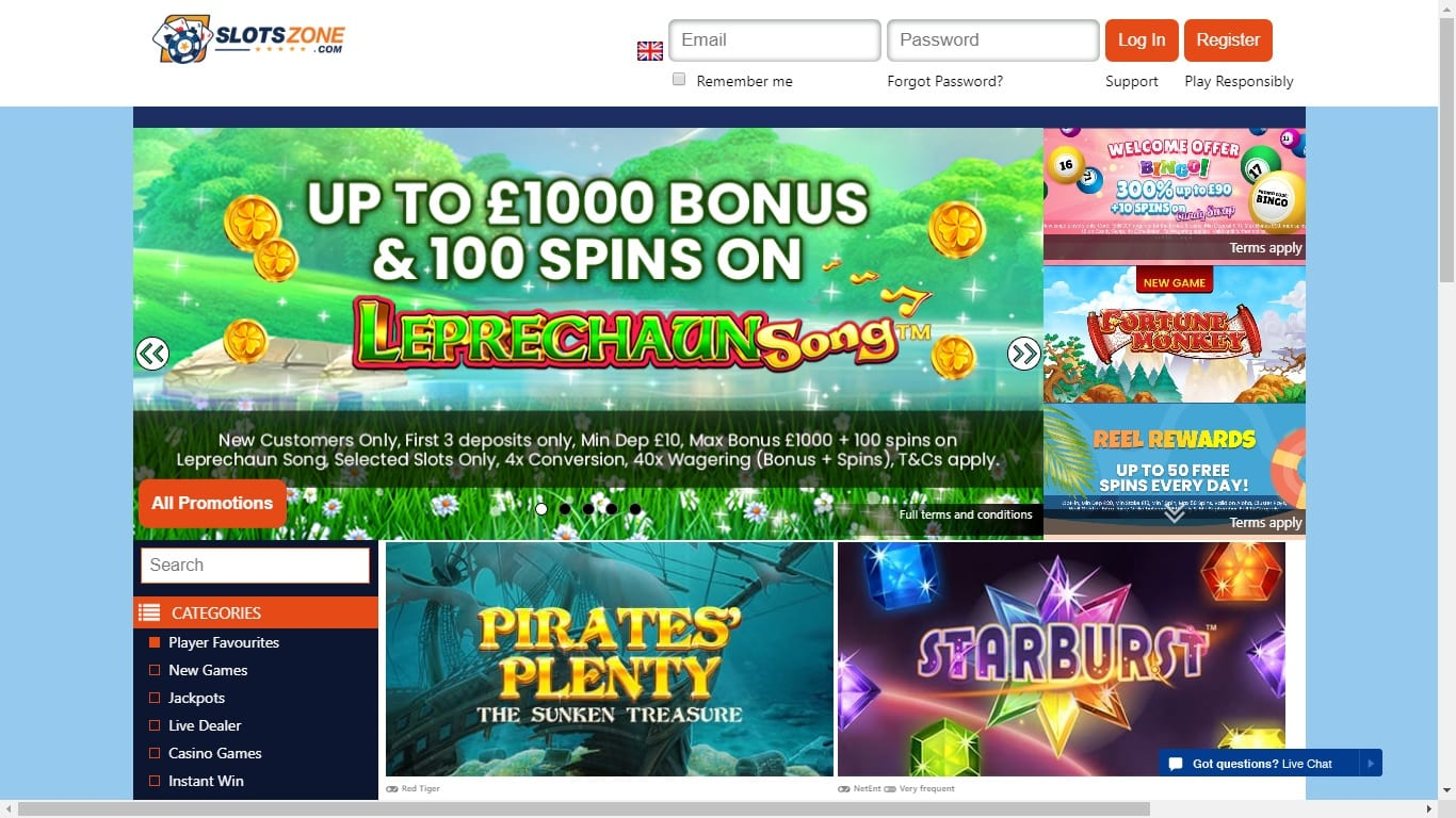 Casino Signup Bonus and Casinos Sign Up Offers for 2019