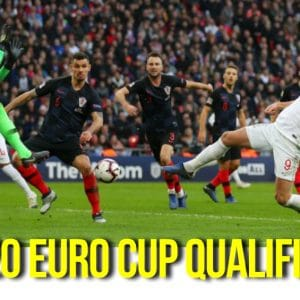 England vs. Kosovo Euro 2020 Qualifier