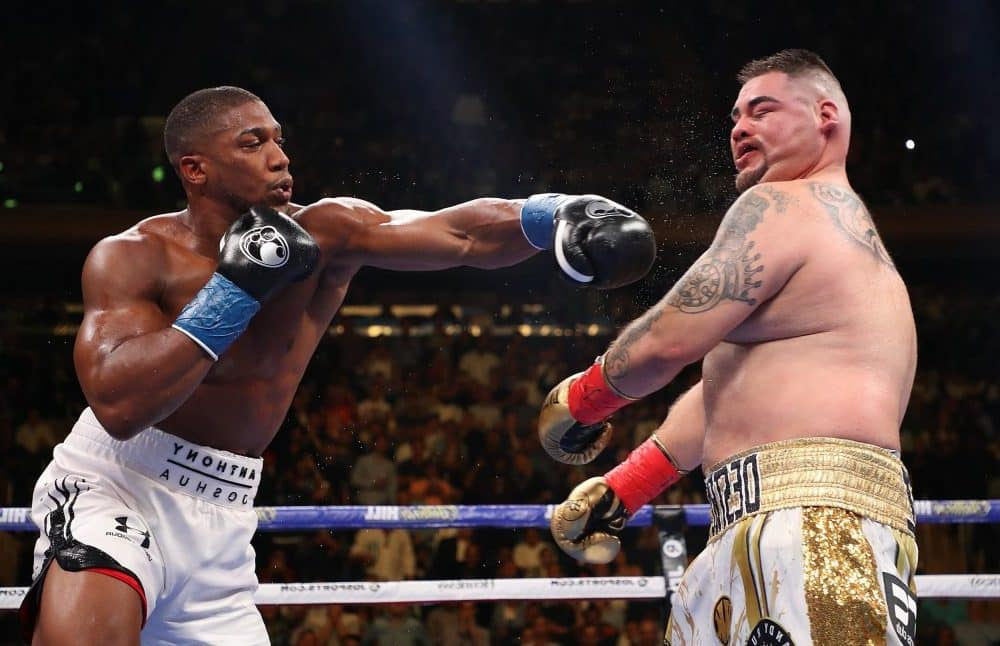 Andy Ruiz and Anthony Joshua the Rematch