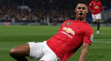 Marcus Rashford of Manchester United v Norwich Predictions