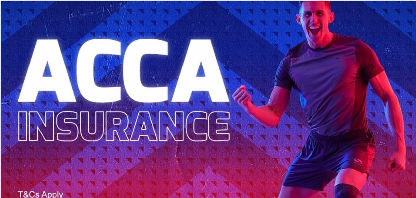 Betfred Offers Acca Insurance