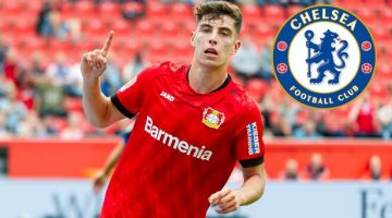 Kai Havertz to Chelsea