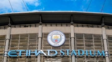 Etihad stadium Manchester City vs West Ham