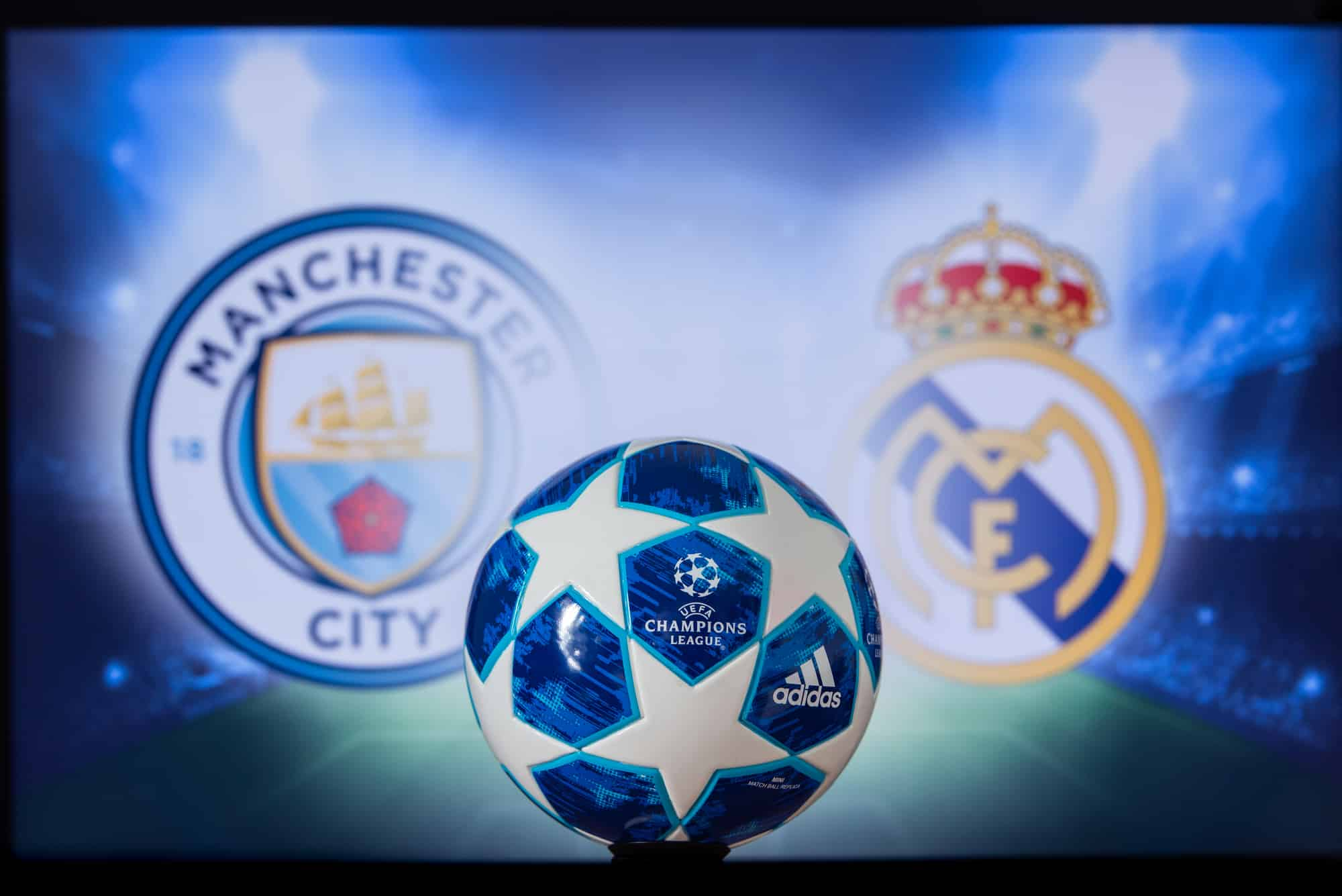 Manchester City v Real Madrid Preview & Prediction for Champions League game on 07/08/2020
