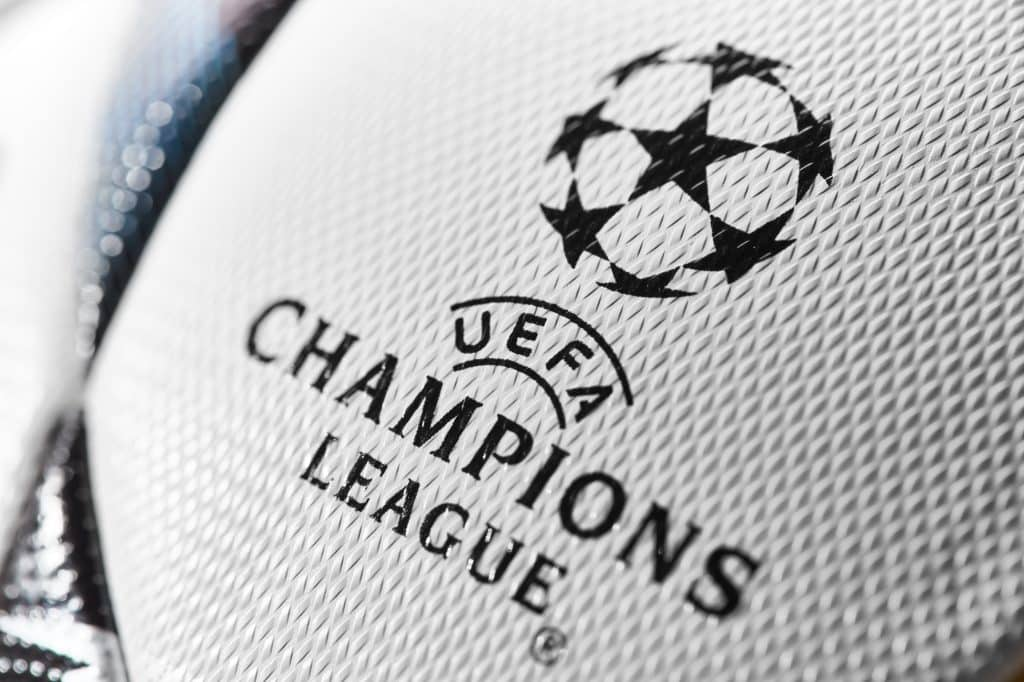 Champions League betting sites