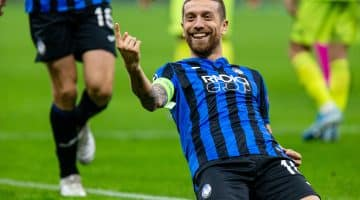 Alejandro Gomez was a star player in the Liverpool 0 Atalanta 2 match result