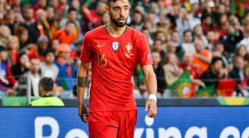 Bruno Fernandes will be playing in the Southampton v Manchester Utd game