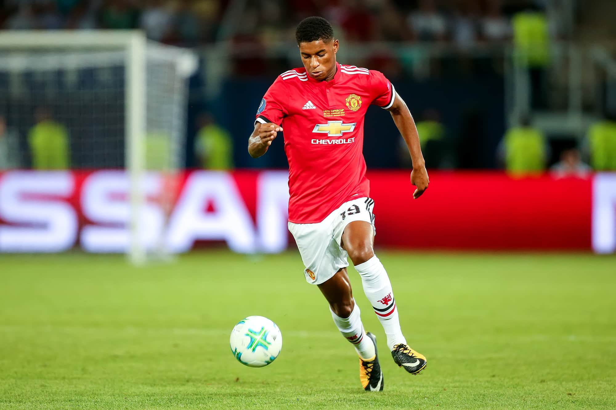 Man of the Match: Marcus Rashford