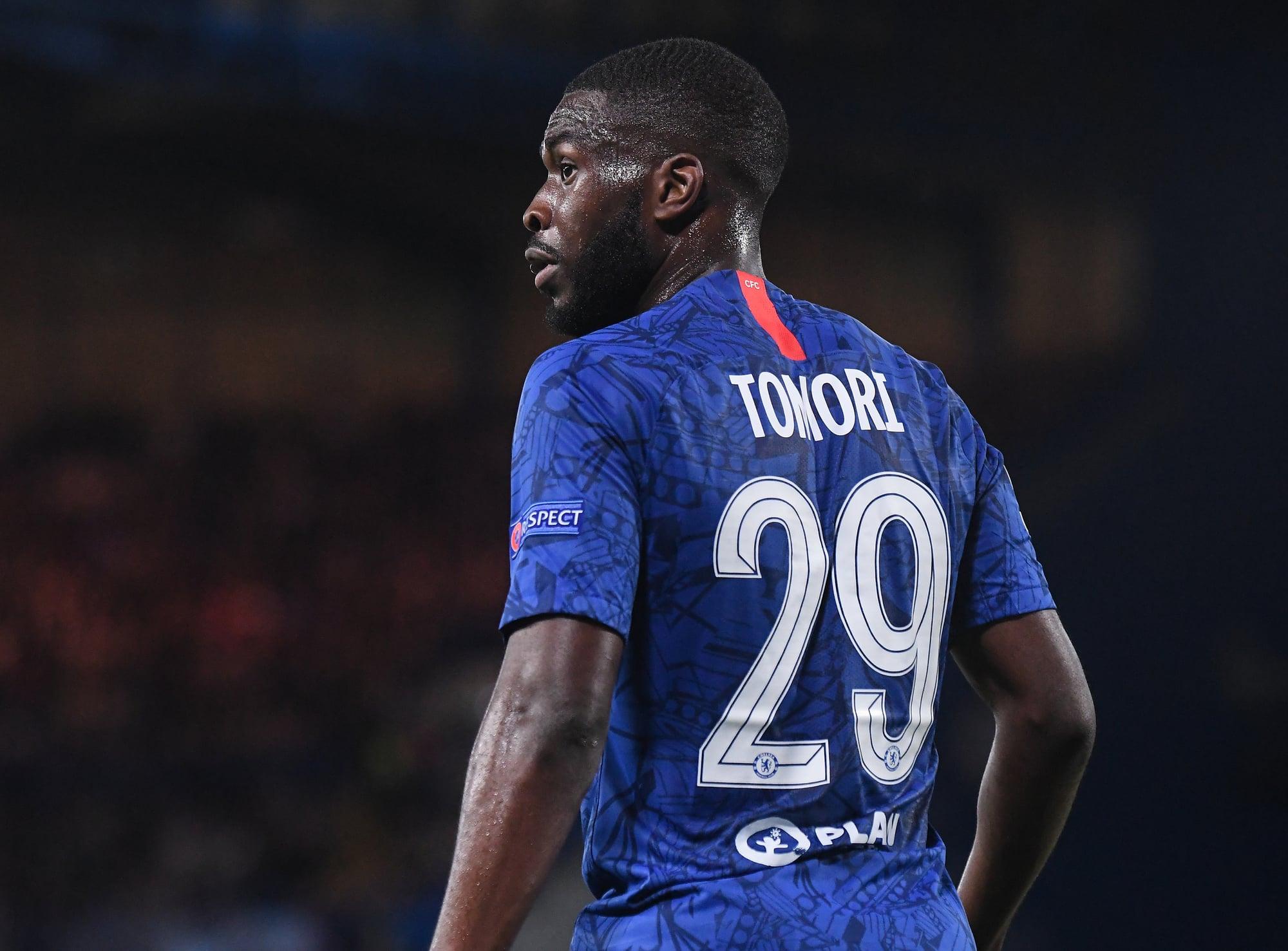 Fikayo Tomori in the English Premier League Transfer News