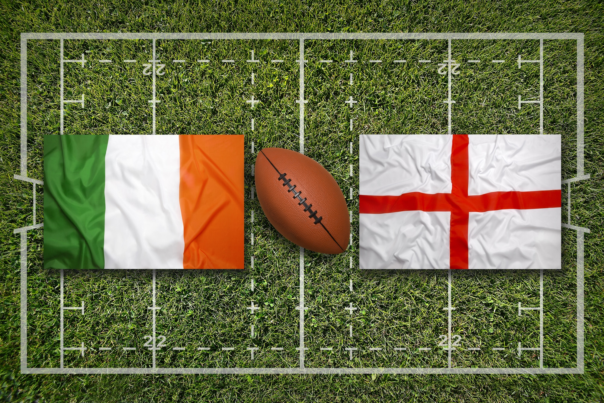 6 Nations Ireland v England Prediction