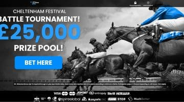 Cheltenham Festival Tournament – £25,000 Prize Pool