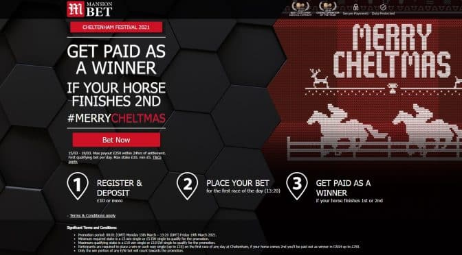 Get Paid as a Winner If your Horse Finishes 2nd